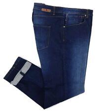 Jeans da Uomo Elasticizzato Taglie Forti Oversize 60 62 64 66