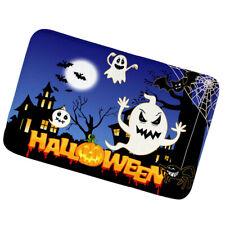 Halloween Badematte Badteppich Badvorleger für Küche Bad