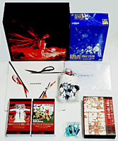 Neon Genesis Evangelion Movie THE END OF EVANGELION VHS BOX Used by DHL