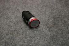Original Audi S3 8V Start Stop Schalter Knopf 8V0905217C Taster Engine Rot A3 8V