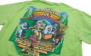 Vintage Hanes Eskimo Joes 34th Anniversary Graphic T-Shirt   Large