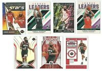 x33 Different JAMES HARDEN Premium NBA card lot/set Inserts Select Prizm Rockets