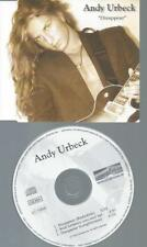 CD- ANDY URBECK DISAPPEAR