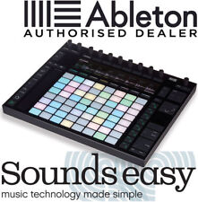 Ableton Push 2 Midi Production Controller + Live 9 Intro