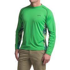 Simms Solarflex Crew Neck DeYoung Artist Series Long Sleeve XL Shirt UPF 50+ NEW
