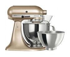 KitchenAid KSM160 300W Stand Mixer - Champagne Gold