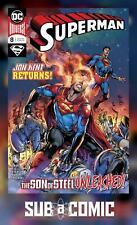 SUPERMAN #8 (DC 2019 1st Print) COMIC