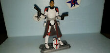 Star Wars Action Figure Disney Clone Commander Fordo with blasters, rare, 2011