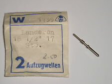 Landeron winding stem 17 19 20 117 120 127 130 217 219 220 tige remontoir W1739