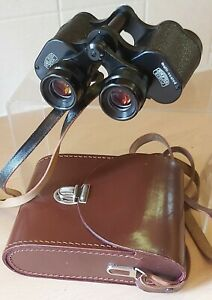 Carl Zeiss Jena 8x30w MC T3M Jenoptem Binoculars, DDR, Excellent condition