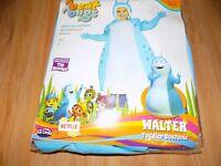 Toddler Size 2-3T The Beatles Beat Bugs Walter Halloween Costume Fun World New