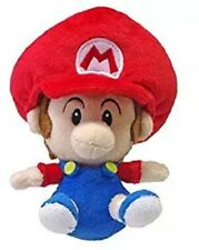 Nintendo Authentic Little Buddy Super Mario Luigi Yoshi Plush 5 Inch Mwb019