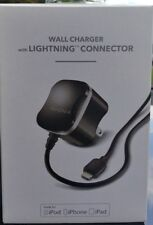 Insignia - Apple MFi Certified Lightning Wall Charger for iPhone iPad iPod NEW