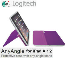 NEW Logitech AnyAngle Protective Folio iPad Air 2 Case Stand Pink
