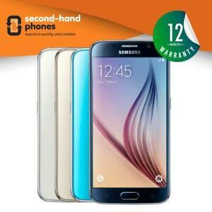Samsung S6 - 32GB 64GB 128GB - All Colours - UNLOCKED
