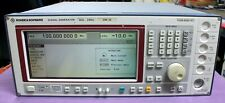 Rohde Amp Schwarz Sme03 Signal Generator 5 Khz 3 Ghz