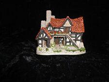 "David Winter Cottage ""The Bothyl"" 1983 Box & Coa"