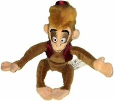 Disney Aladdin Abu Monkey Plush Soft Stuffed Small Doll 7'' 17 cm