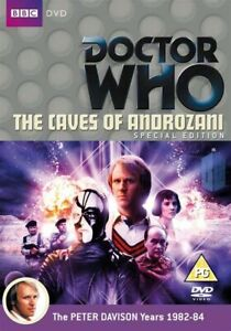 Doctor Who The Caves of Androzani DVD (PAL)
