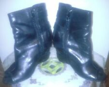 Unbranded Open Toe Medium (B, M) Solid Heels for Women