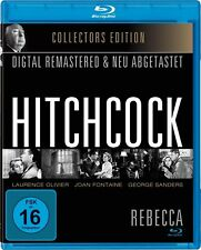 ALFRED HITCHCOCK - REBECCA (A.HITCHCOCK COLLECTOR'S EDITION)  BLU-RAY NEU