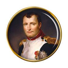 Napoléon Bonaparte 1812 Broche Badge