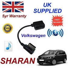 VW Sharan Bluetooth Music Streaming Modulo, per Iphone HTC Nokia Lg Sony MY2009+