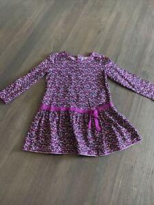 Hanna Andersson girls dress size 120 6/7
