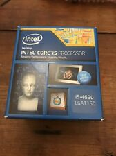 Intel Core i5-4690K 3.5GHz Quad-Core Processor Perfect Working Order Tested