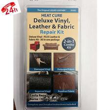Leather Liquid And Vinyl Repair Kit Furniture Car Seat/ Heat Tool Sofa New