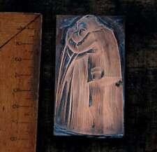 PAAR PÄRCHEN Galvano Druckplatte Klischee Eichenberg printing plate copper print