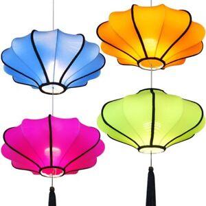 "20"" Chinese  Lantern Dining Room Ceiling Pendant Light Restaurant Bar Lamps"