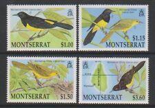 Montserrat - 1992, Montserrat Oriole Oiseaux Ensemble - MNH - Sg 885/8