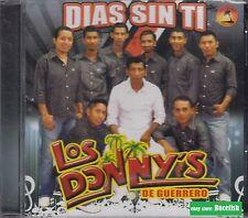 Los Donnys De Guerrero Dias Sin Ti CD New Nuevo sealed