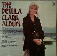 Petula Clark – The Petula Clark Album Pye Records  PET 1 Vinyl LP Compilation