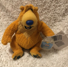 Bear In The Big Blue House sitting Star Bean Bag Plush