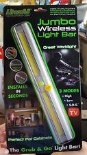 LitezAll  ~ Jumbo Wireless Portable Under Cabinet  Light Bar New