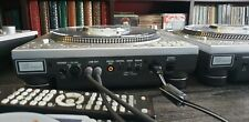 2 cd player Technics Sl DZ1200 near mint perfetti