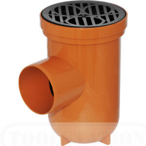 Underground Drainage Bottle Gully CHEAPEST!! FREE P&P OVER £30 NO SEAL INCLUDED