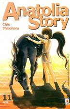 manga STAR COMICS ANATOLIA STORY numero 11