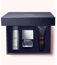 Victoria's Secret Men's Very Sexy for Him Body Wash, Spray, Cologne Gift Set $91