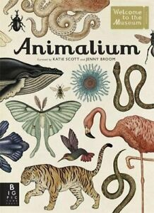 Animalium (Welcome To The Museum) by Jenny Broom Book The Fast Free Shipping