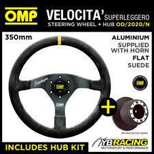 SEAT LEON CUPRA R 06- OMP VELOCITA SUPERLEGGERO ALUMINIUM STEERING WHEEL & HUB