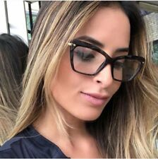 NEW Optical Eyeglass frames glasses Plain Transparent spectacles Red Glasses
