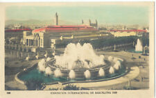 ANTIGUA POSTAL BARCELONA EXPOSICION INTERNACIONAL 1929 SOURCE POSTCARD   TC11521