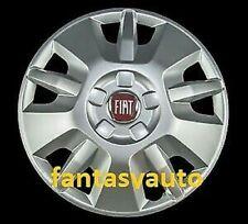 Fiat Ducato à Partir De 2014> Patron Carter Roue Enjoliveur 15 Logo Rouge 1315
