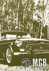Mg Mgb Us 1971 Driver's Handbook, Paperback by Brooklands Books Ltd., Brand N...