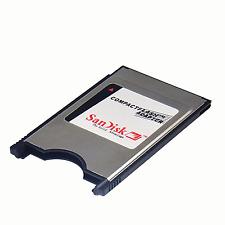 New CF Compact Flash PCMCIA Card Reader Adapter Converter Amiga 600 1200 #229