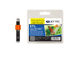 Jet Tec E71B inkjet cartridge high quality replacement for Epson T0711 / T0891