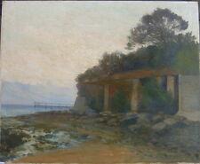 ::PIERRE PHILIPPE BERTRAND *1884 FRANKREICH °KÜSTE FRANCE CANNES °VALUABLE ART